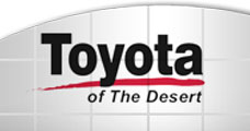 Toyota Of The Desert in Cathedral City, CA 92234