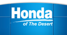Honda Of The Desert in Cathedral City, CA 92234