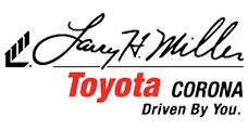 Larry H Miller Toyota Corona in Corona, CA 92882