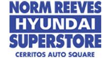 Norm Reeves Hyundai Superstore in Cerritos, CA 90703