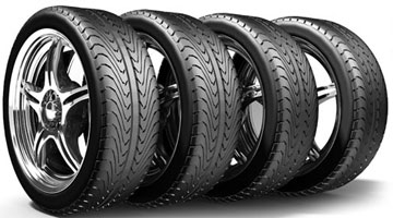BUY FOUR SELECT TIRES,