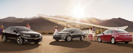 Keyes Toyota of Van Nuys Used and Certified Car Specials