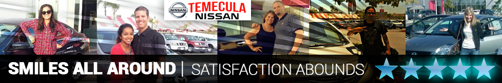 Temecula Nissan Customer Reviews