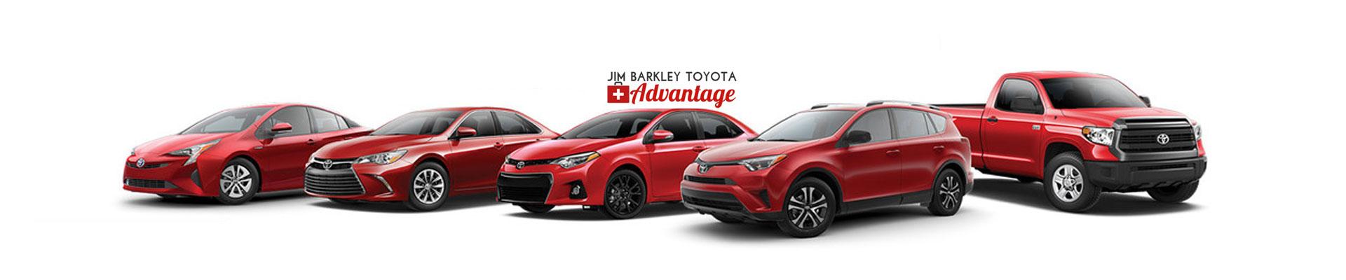 Jim Barkley Toyota