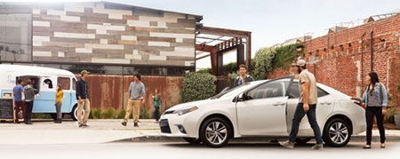 Keyes Toyota of Van Nuys New Car Specials