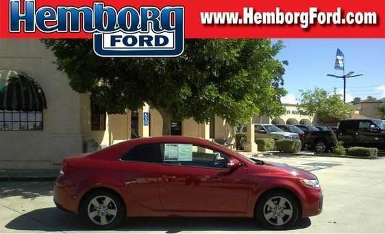 Hemborg Ford used Car, Trucks and SUV's