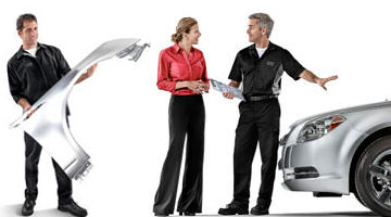 Madison Collision Center at Smart Chevrolet located in Madison NC 27025