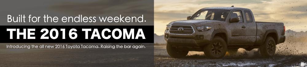 2016 Toyota Tacoma Jim Barkley Toyota Asheville NC 28806