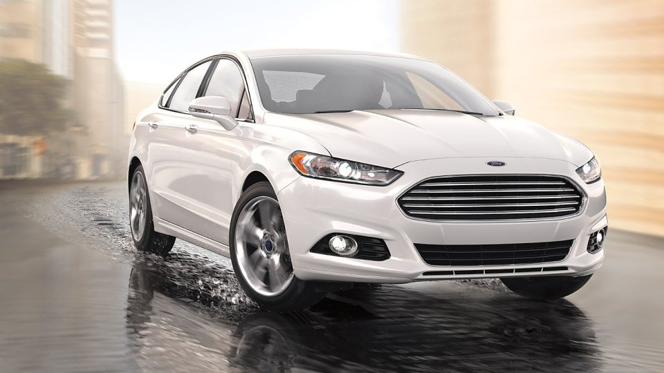Redlands Ford Fusion