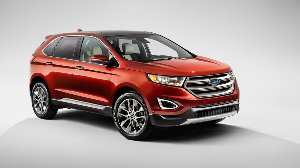 Redlands Ford Ford Edge