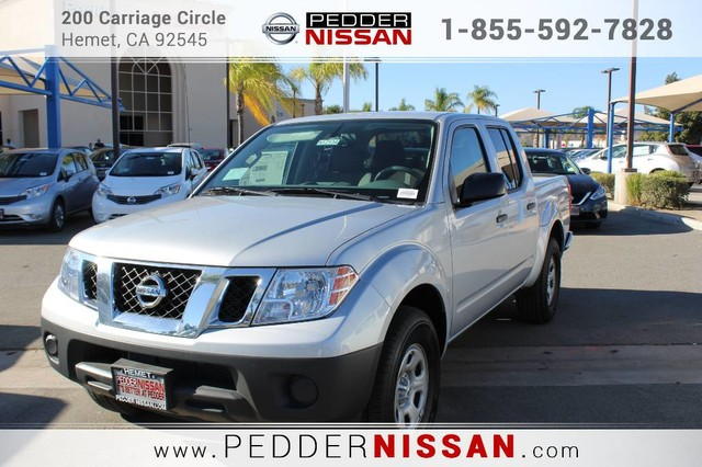 NEW 2016 NISSAN FRONTIER CREW CAB (AUTOMATIC) special at Pedder Nissan