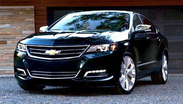 Smart Chevrolet Chevrolet Impala is Consumer Reports' highest-scoring sedan