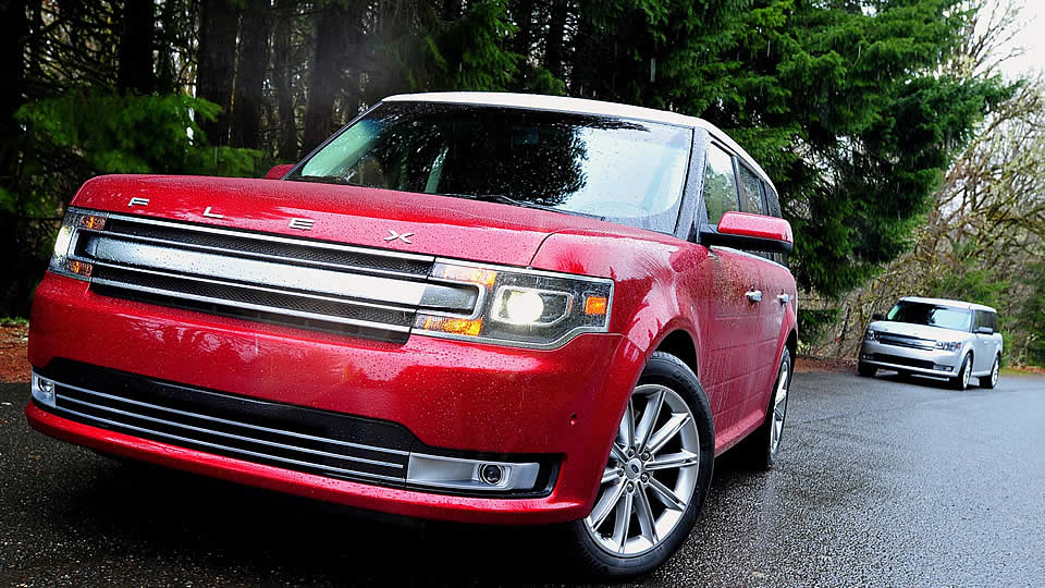 Redlands Ford, Ford Flex