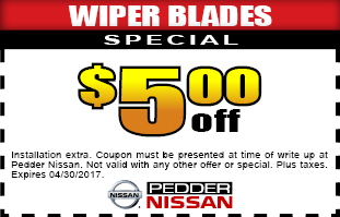 Wiper Blades Special, Quality service,  Affordable genuine OEM parts
