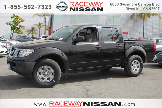 NEW 2016 NISSAN FRONTIER CREW CAB (AUTOMATIC) special at Raceway Nissan