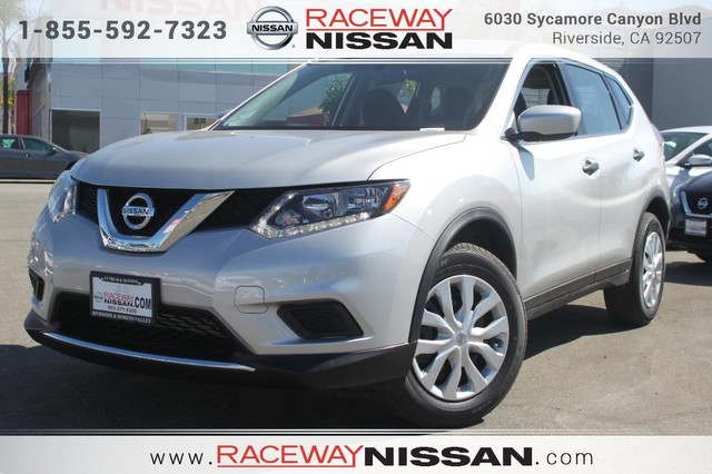 2016 NISSAN S ROGUE (REDESIGNED BODY STYLE) Specials at Raceway Nissan in Riverside