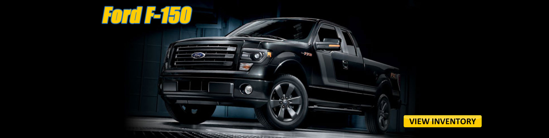 Ford F-150 Lake Elsinore Ford