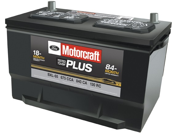 Motorcraft® Tested Tough
