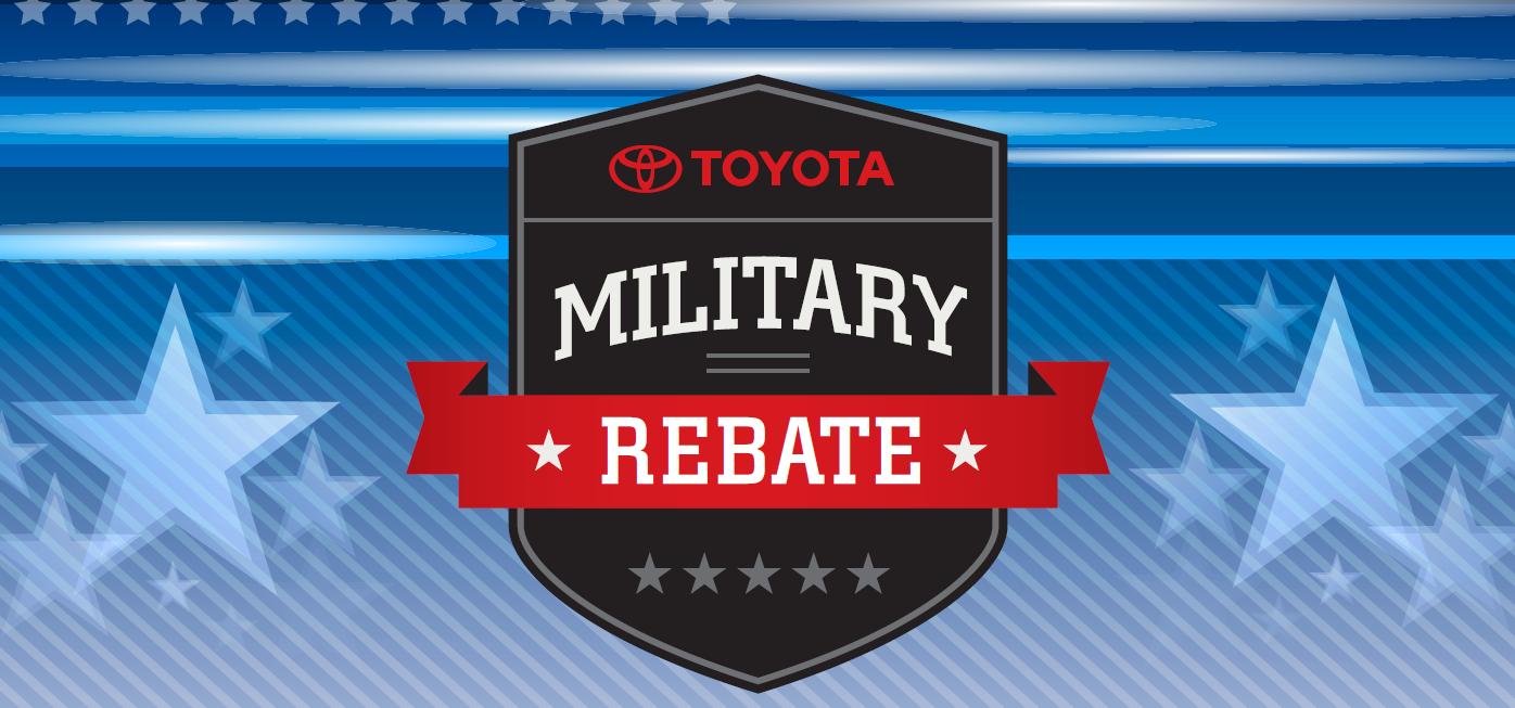 Military Rebate