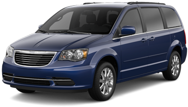Current 2015 Chrysler Town & Country Van Special Offers