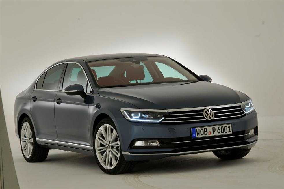 The 2015 Passat Lease Special VW of San Bernardino