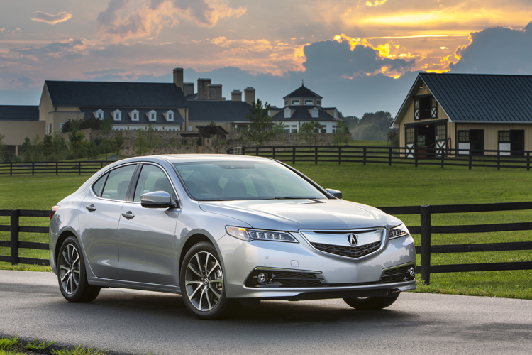 Current 2015 Acura TLX Sedan Special Offers
