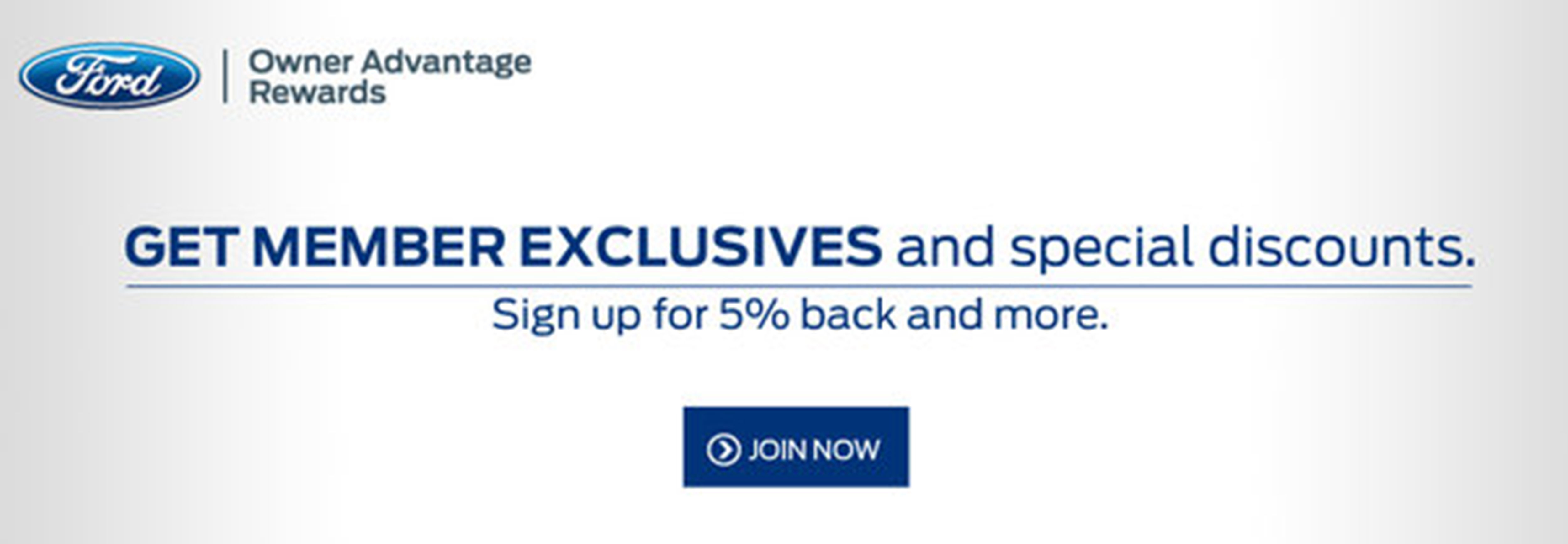 Member Excusive Special Discounts