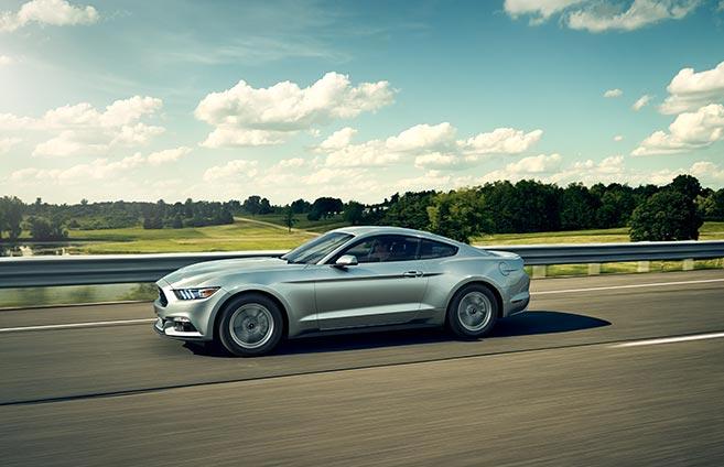 the all new 2015 ford mustang - The All New Ford Mustang Gt